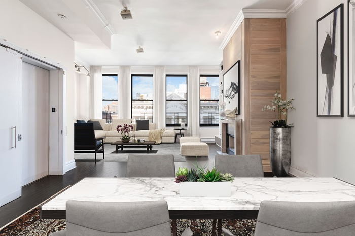 Stunning & Bright 2 Bed + Home Office SOHO Loft with 13ft Ceilings
